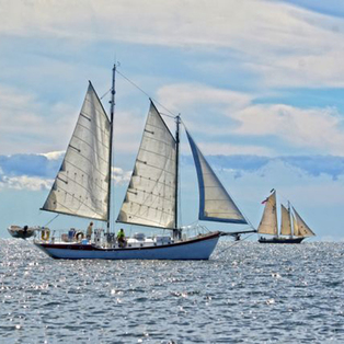 2014 Great Provincetown Schooner Regatta