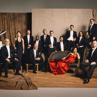 Pink Martini with China Forbes