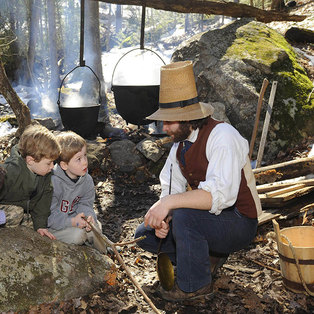 Old Sturbridge Village: Maple Days