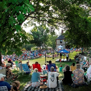 5th Annual Bluegrass on the Lawn