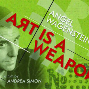 "Film: ""Angel Wagenstein: Art is a Weapon"""