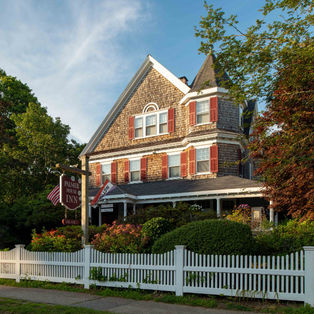 The Palmer House Inn