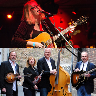 Susan Cattaneo and Jim Gaudet and The Railroad Boys