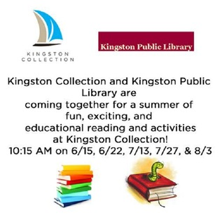 Kingston Public Library Reading at Kingston Collection