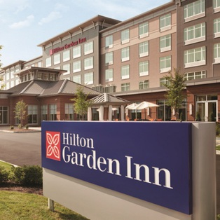 Hitlon Garden Inn Boston Logan Airport