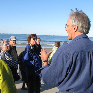 Beach Walks on Cape Ann Tour