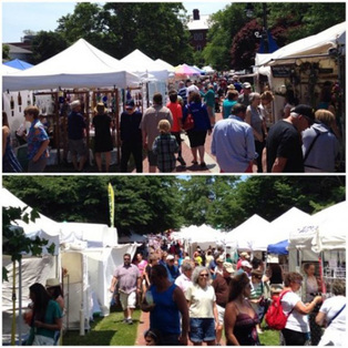 9th Annual Swampscott Arts and Craft Festival