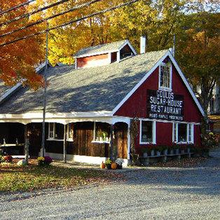 Massachusetts Sugarhouses