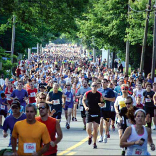41st Annual Father's Day Road Race