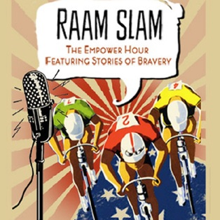 """RAAM SLAM"" presented by Riverside Cycle and The Jeanne Geiger Crisis Center"