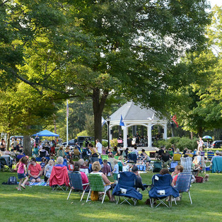 Hopkinton Summer Concert Series on the Hopkinton Common
