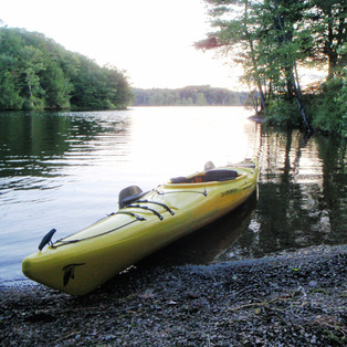 Summer Solstice Kayak