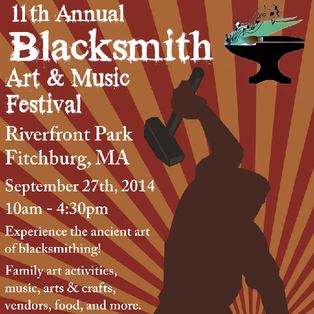 11th Annual Blacksmith Arts & Music Festival