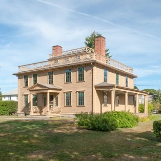 Josiah Quincy House, A Historic New England Property