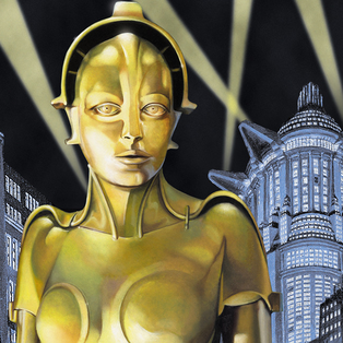 ALLOY ORCHESTRA: Metropolis at Somerville Theatre