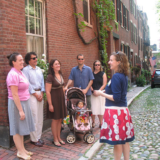 Beacon Hill Walking Tour