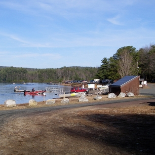 Robert D. Wetmore Fishing Area - Quabbin Gate 31