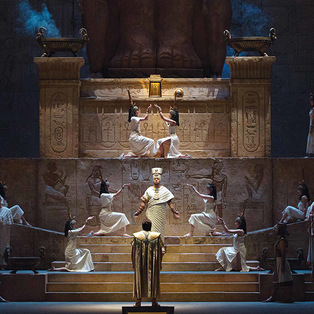 The Met Live in HD: Aida