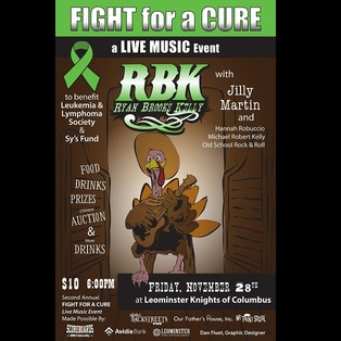 2nd Annual Fight For a Cure Live Music Event