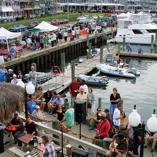 Oak Bluffs Harbor Festival