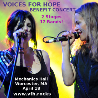 Voices for Hope Benefit Concert