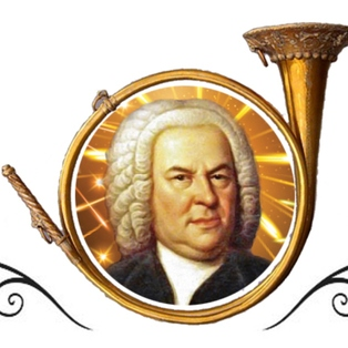 Bach at New Year's - A Blast of Brass!