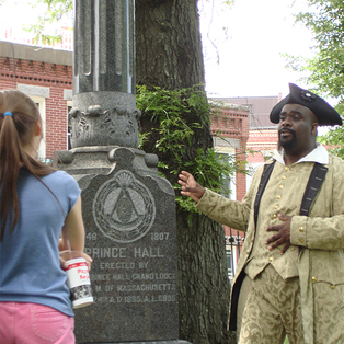 African American Heritage Trail of Martha's Vineyard