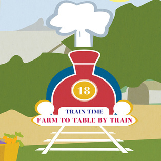Train Time 18: Farm to Table by Train at the Wenham Museum