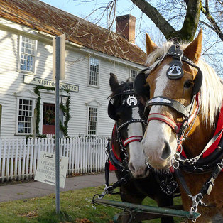 Historic Deerfield Heritage Holiday