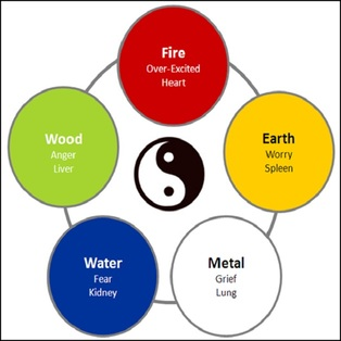 Five Elements Qigong with Professor Tianjun Liu