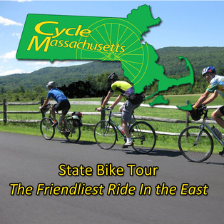 Cycle Massachusetts - State Bike Tour