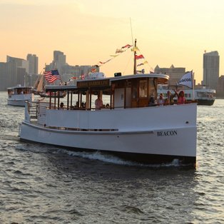 Romantic Sunset Cruise aboard Beacon