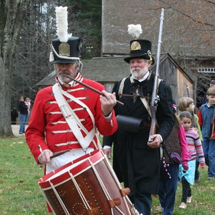 Patriot's Day at Old Sturbridge Village