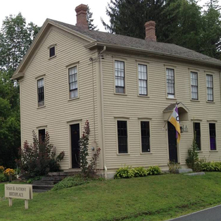 Susan B Anthony Birthplace Museum