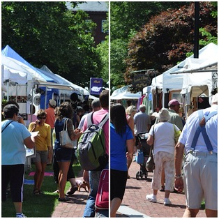 Hyannis Summer Arts and Craft Festival