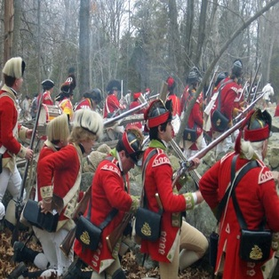 Patriot's Day Battle Reenactment and Celebration