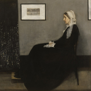 Whistler's Mother Gallery Talk