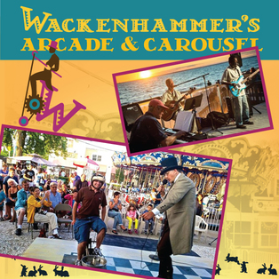 Wackenhammer's Clockwork Arcade and Carousel