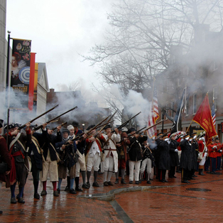 First Muster - Salem Muster