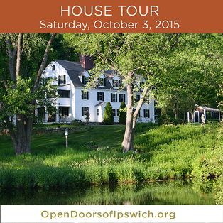 Open Doors of Ipswich House Tour