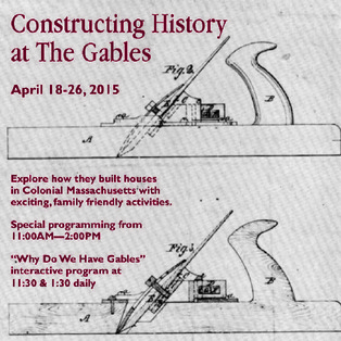 Constructing History at the Gables