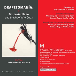 Drapetomania: Grupo Antillano and the Art of Afro-Cuba