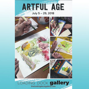 Artful Age Artist Reception