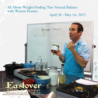 All About Weight: Finding That Natural Balance W Warren Kramer