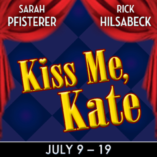 Reagle Music Theatre presents Kiss Me, Kate - July 9-19, 2015