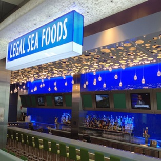 Legal Sea Foods-Logan Terminal C