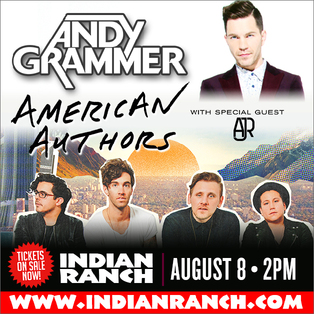 Andy Grammer and American Authors