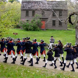 Lexington Fife & Drum Muster