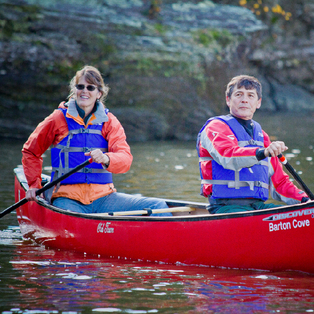 Barton Cove Campground & Canoe/Kayak Rentals