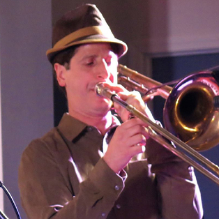 Instrumental Klezmer for Kids Workshop, with Brian Bender